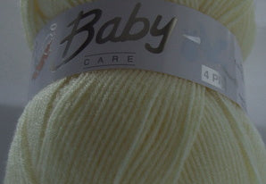 Baby care 4 ply 100g