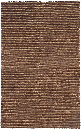 Dotted Motion Brown Area Rug