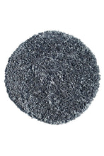 Shaggy Raggy Grey Area Rug