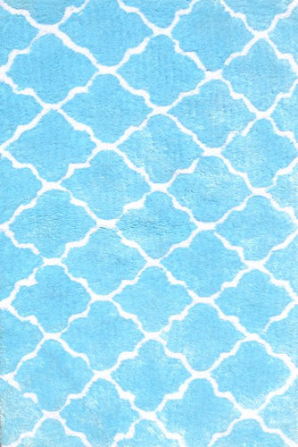 Couture Blue Area Rug