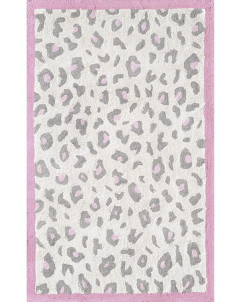 Cheatico Pink Area Rug