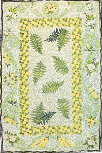 Daisy Chain Area Rug