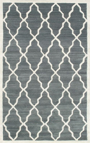 Pemberly Grey Area Rug