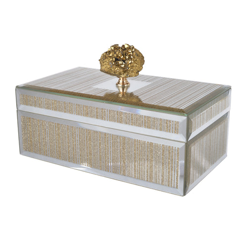 Sullivan Striped Box,Med