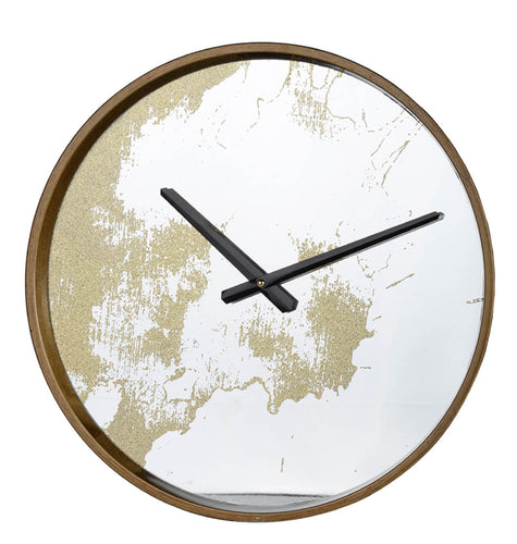 Echo Dust Wall Clock