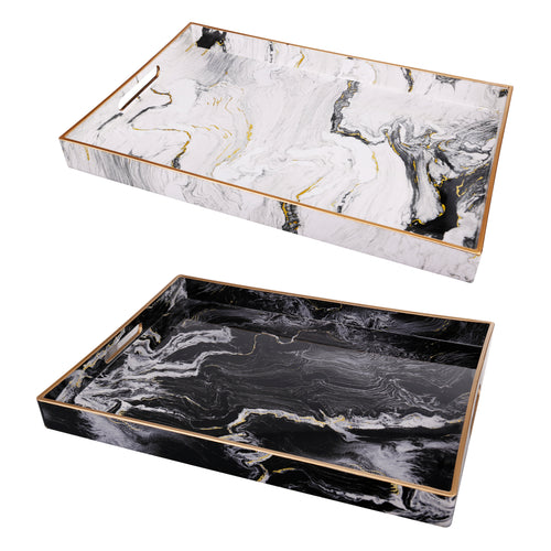 Decorative Trays (Pair)