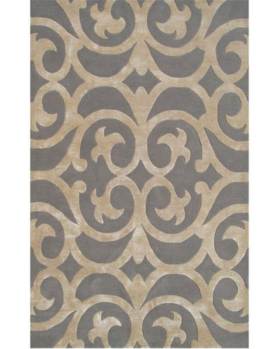 Bellagio Taupe Area Rug
