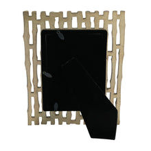 BAMBOO PHOTO FRAME,4X6