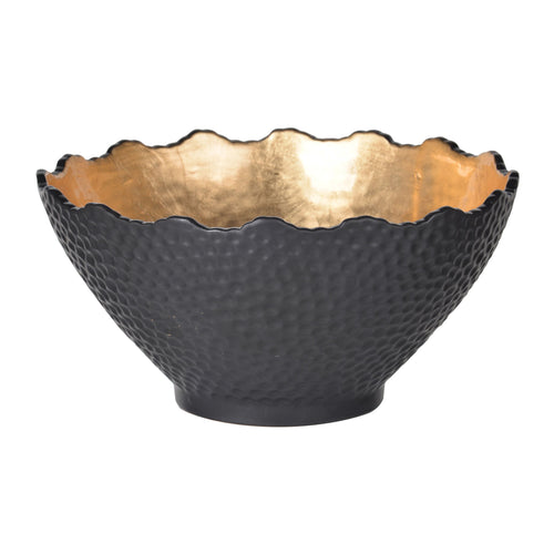 Metro Gilded Bowl,Small