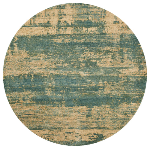 Watercolors Seafoam Area Rug