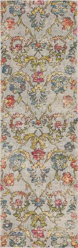 Delaney Grey Area Rug