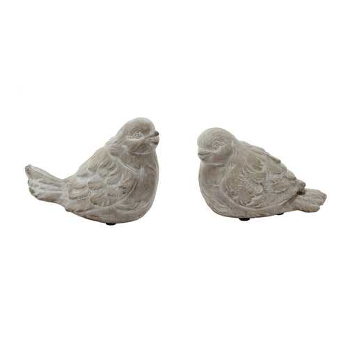 Bird Accents (Set Of 2)