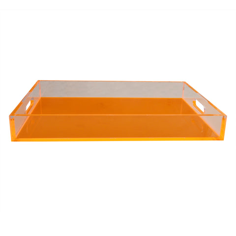 Large R 16 Home LST02-CG Lucite Stud Tray Gold