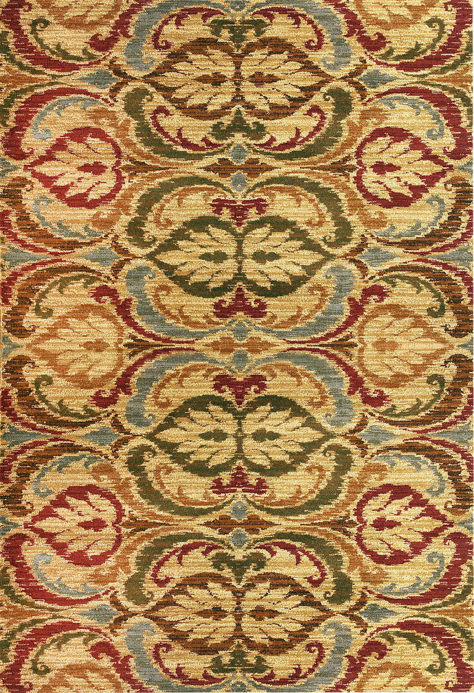 Firenze Gold Area Rug
