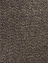 Heather Herringbone Mocha Area Rug