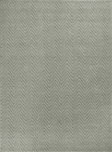 Heather Herringbone Grey Area Rug