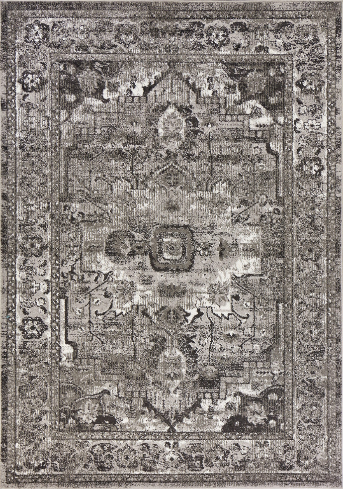 Sutton Grey Area Rug