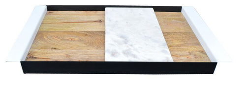 Peruke Tray White