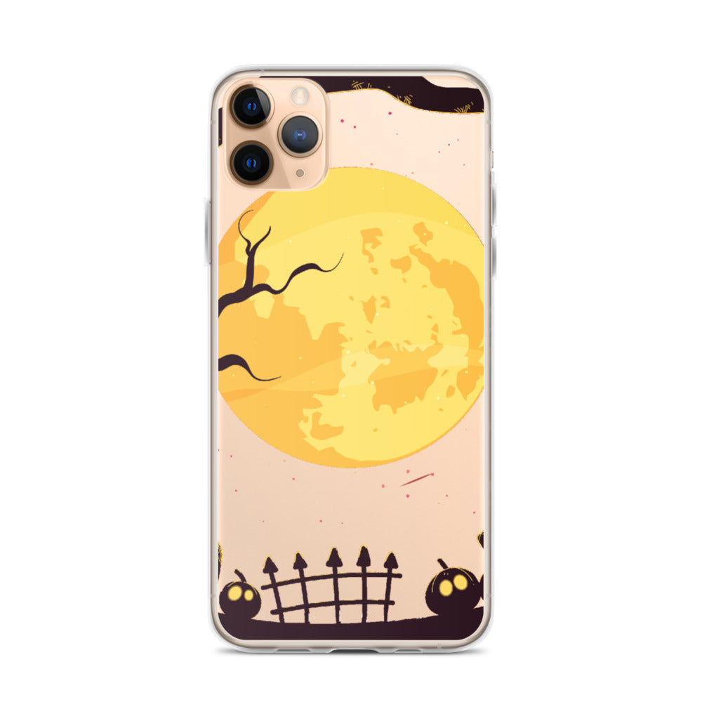 Halloween Moonlight iPhone 11 Case & older