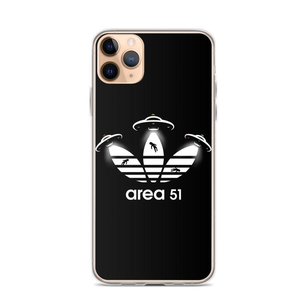Area 51 Alien Saucer iPhone 11 Pro M Case