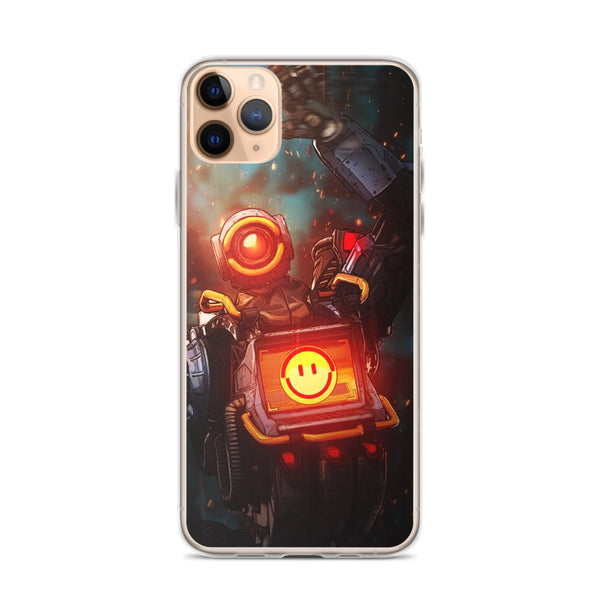 Apex Legends Pathfinder Waves Hi iPhone 11 Pro M Case