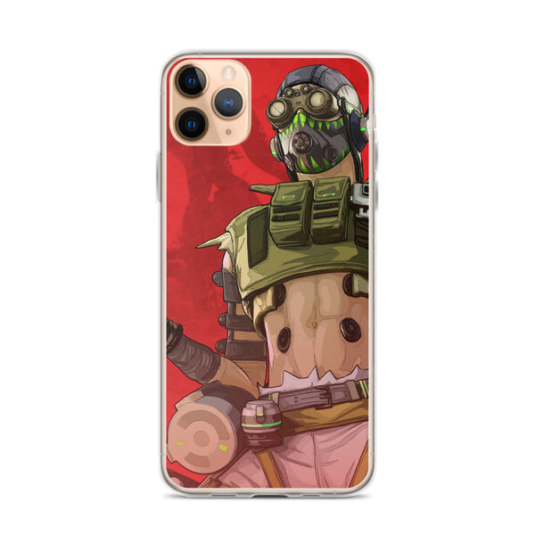 Apex Legends Octane Rocks iPhone 11 Pro M Case