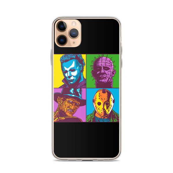Halloween Massacre iPhone 11 Case & older