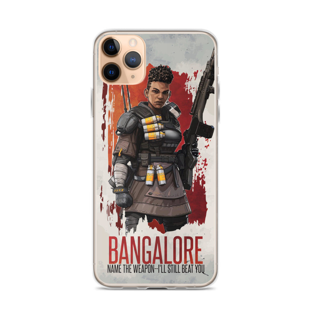 Apex Legends Bangalore iPhone 11 Pro M Case