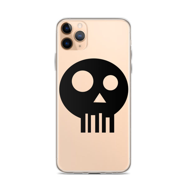 Skull Spray iPhone 11 Case & older