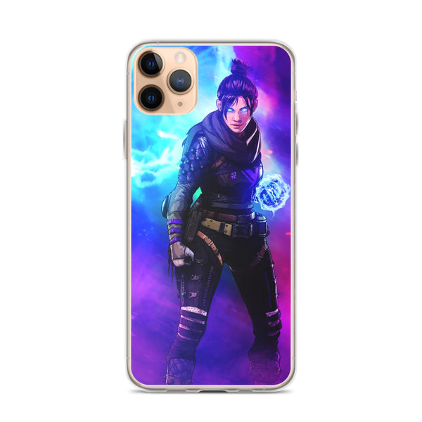 Apex Legends Wraith Violet iPhone 11 Pro M Case