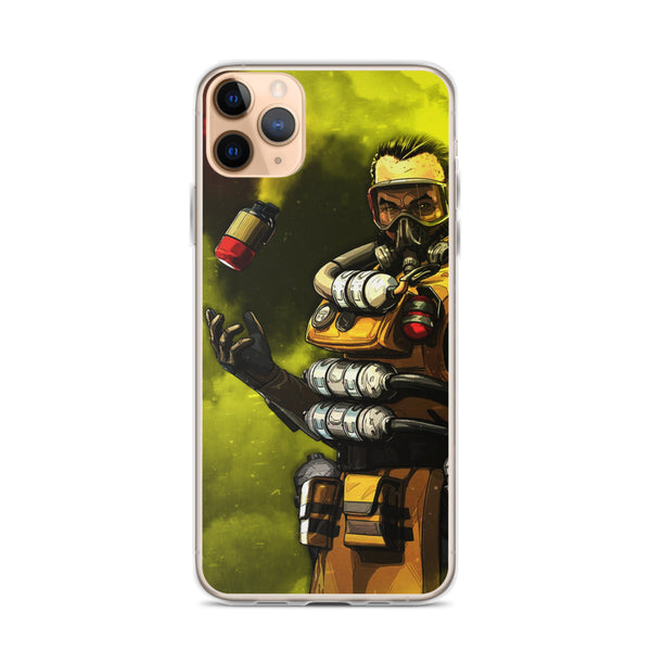 Apex Legends Caustic Gas iPhone 11 Pro M Case
