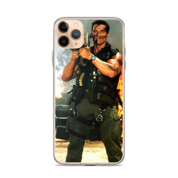 Arnold Bazooka iPhone 11 Pro M Case