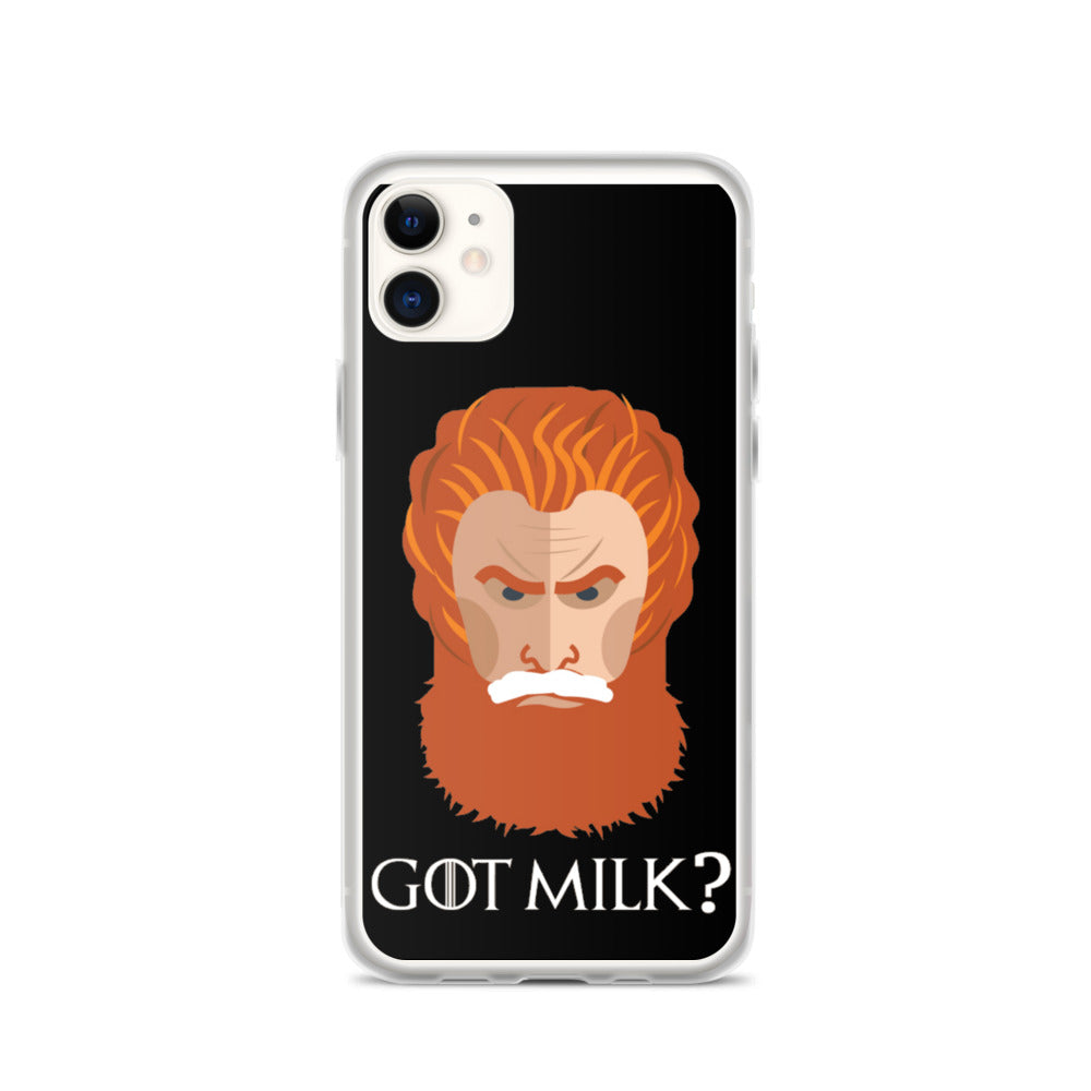 Got Milk? Game of Thrones iPhone 11 Case & older