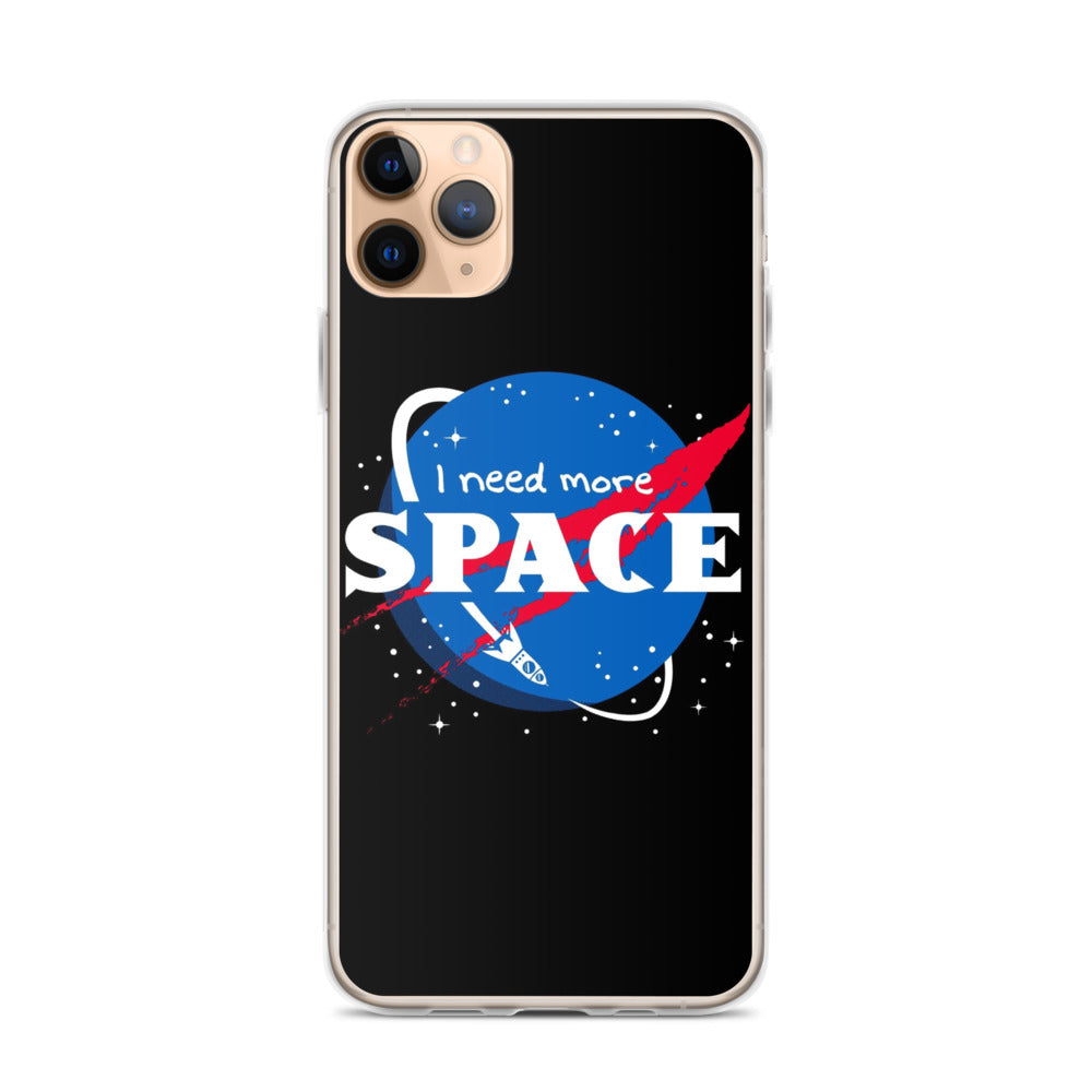 I need more Space iPhone 11 Case & older