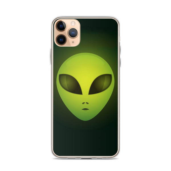 Alien iPhone 11 Case & older