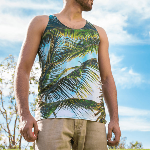 Personalized All-Over Print Men's Tank Top