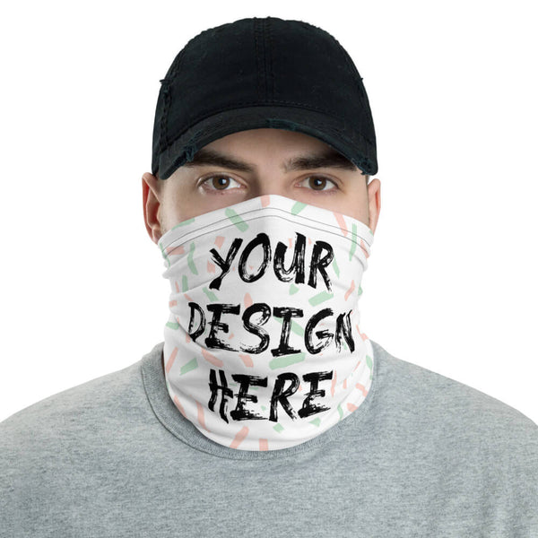 Personalized All-Over Print Neck Gaiter