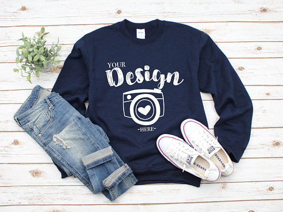 Personalized Unisex Sweatshirt