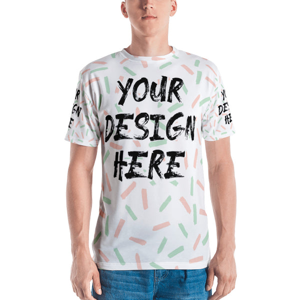 Personalized All-Over Print Men's Shirt