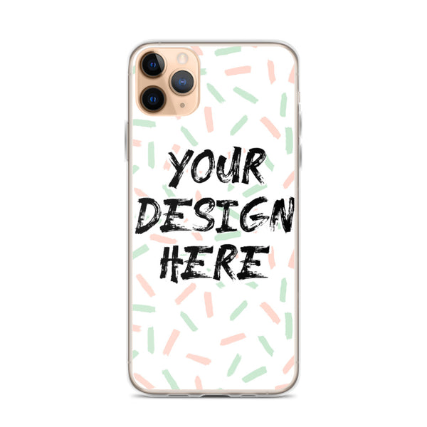 Personalized iPhone 11 Case & older