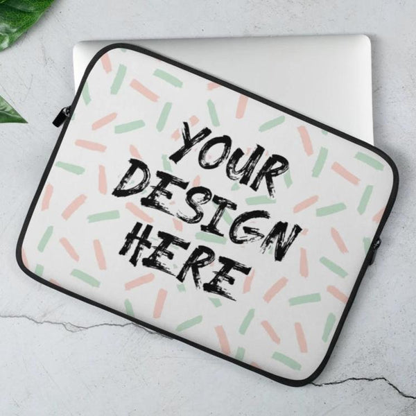 Personalized Laptop Sleeve
