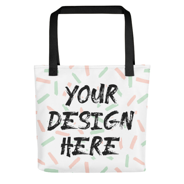 Personalized All-Over Print Tote