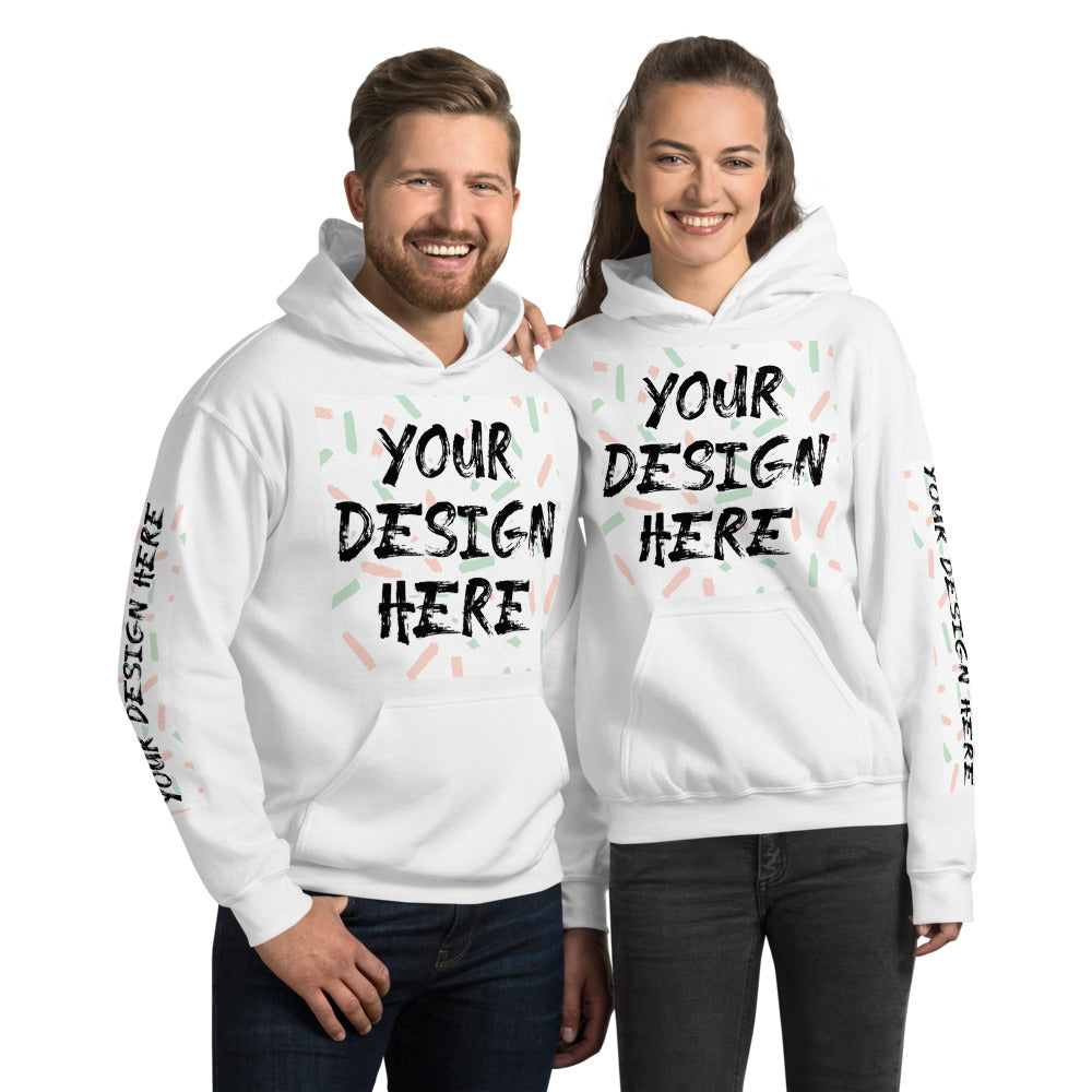 Personalized Unisex Hoodie