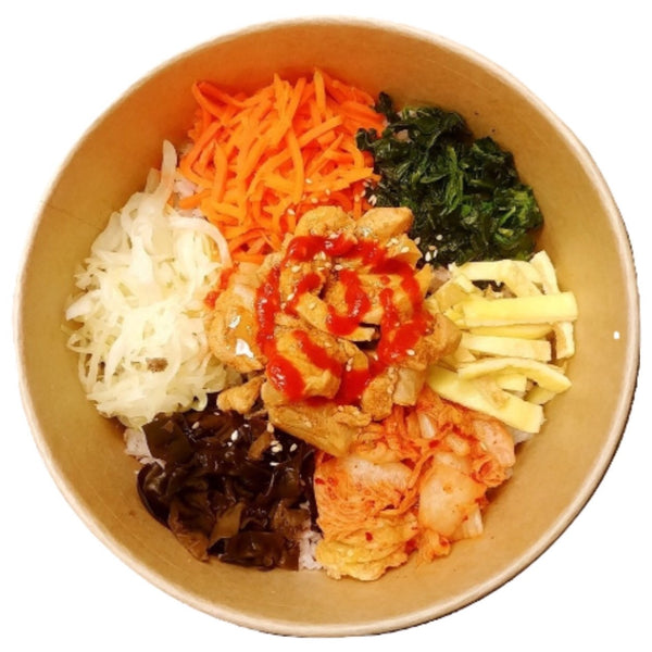 Bibimbap - Chicken