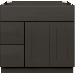 Shop Vanities Style Avalon Charcoal