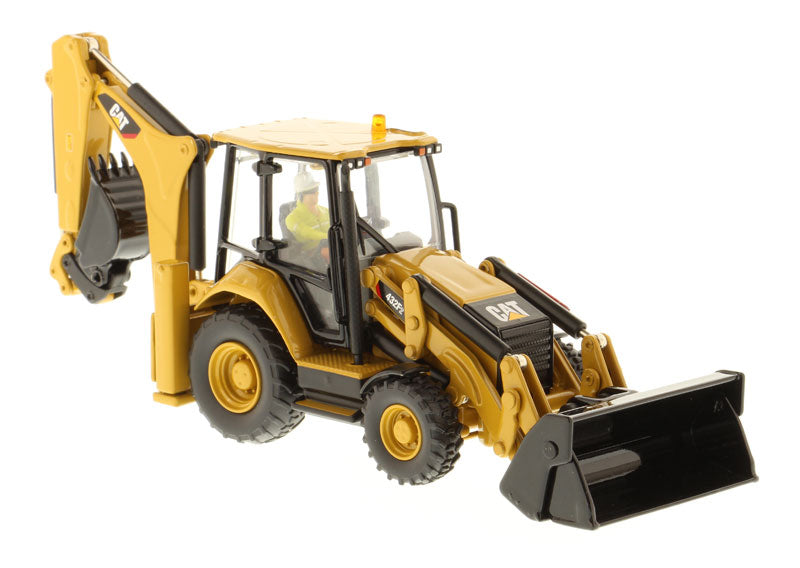 1:50 Cat® 432F2 Backhoe Loader
