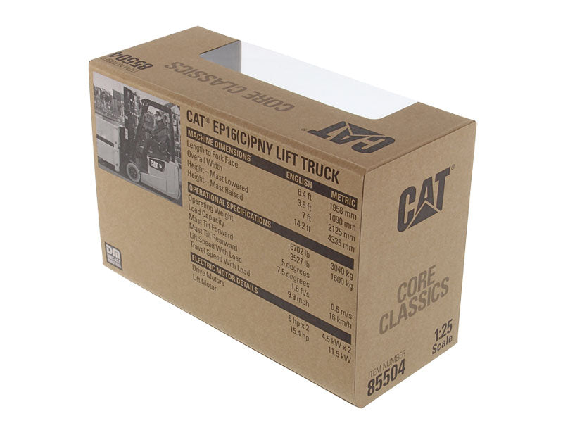 1:25 Cat® EP16(C)PNY Lift Truck