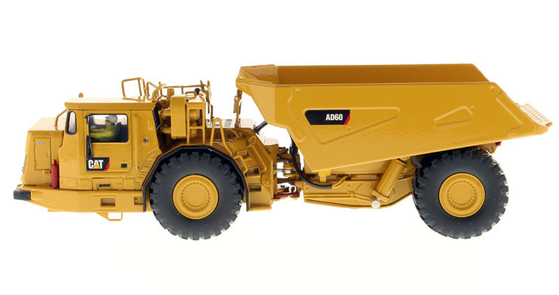 1:50 Cat® AD60 Articulated Underground Truck, with lights