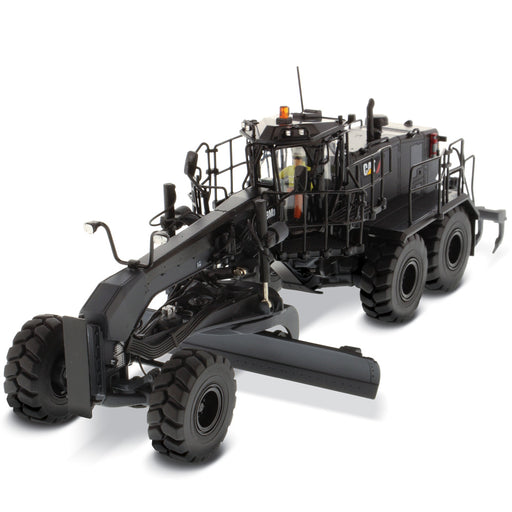 1:50 Cat® 18M3 Motor Grader Special Black Finish - Limited Edition