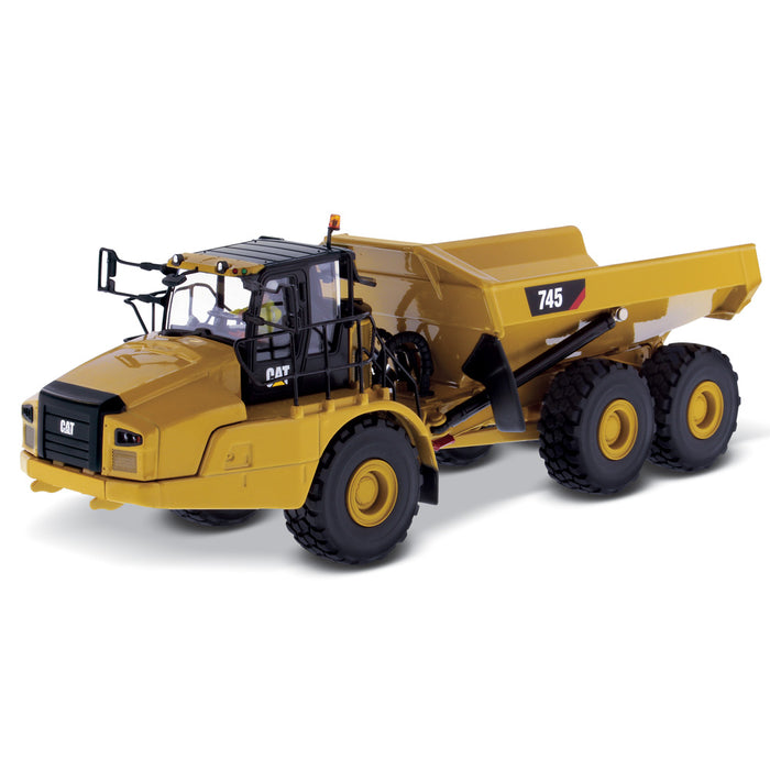 1:50 Cat® 745 Articulated Truck - Personalize